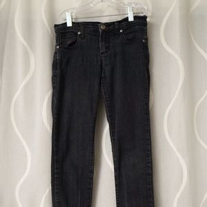 Dark Blue Denim Skinny Jeans | 24 x 32